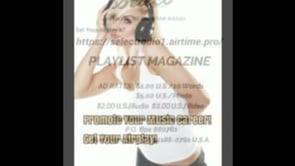 SELECT Worldwide All Star Radio Playlist Magazine