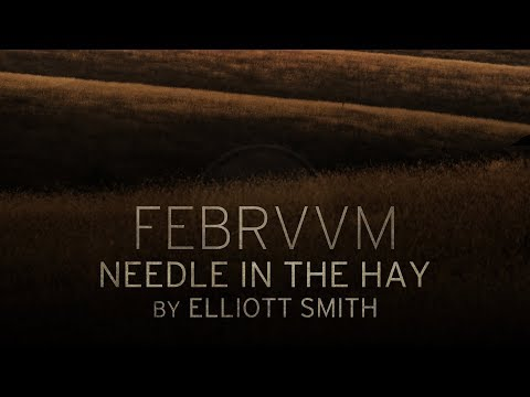 FEBRUUM - Needle in the Hay (ELLIOTT SMITH COVER) [Audio]