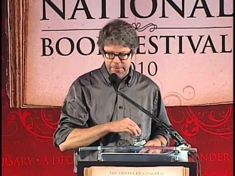 Jonathan Franzen al 2010 National Book Festival