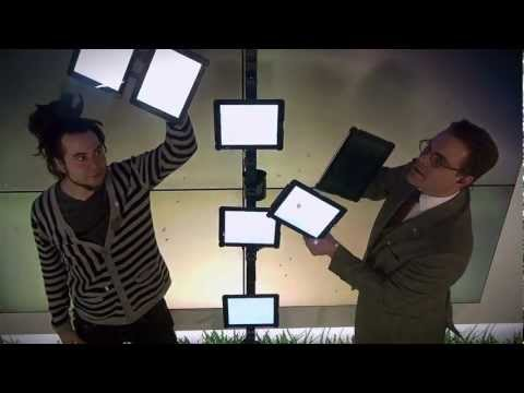 New iPad Act: I love Stockholm