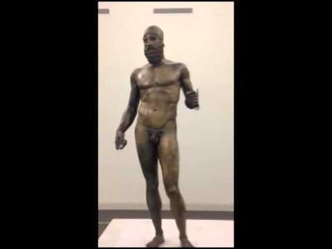 Inaugurazione della Sala dei Bronzi al Museo Archeologico Nazionale di Reggio Calabria