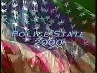 Alex Jones Police State 2000 Martial Law Posse Comitatus