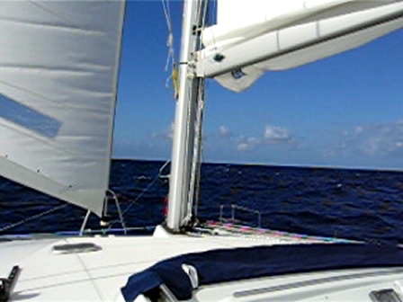 Sailing the Atlantic 2005