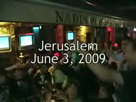 Drunk racist Israelis and American Jews tell us how they really feel about Obama