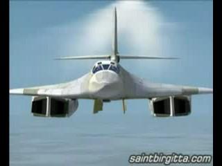 Russian Strategic Nuclear Bombers practice in Venezuela