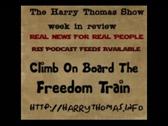 The Harry Thomas Show - An August Update - warning dont take the flu shots