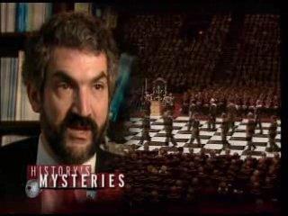 History Channel-Secret Societies(David Icke) DANIEL PIPES speaks BOLLOCKS!! (Google Video)