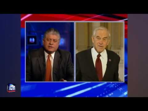 Judge Andrew Napolitano is joined by Ron Paul on Freedom Watch 10/14