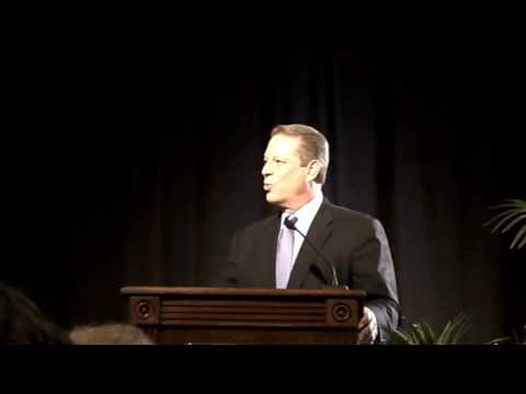 Confronting Al Gore with An Inconvenient Question