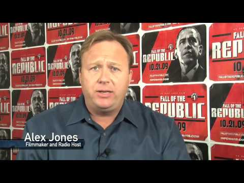Alex Jones Identifies the 'ELITE' as The World CRIMINALS!