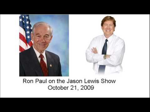 Great conversation on the economy with Dr. Paul on the Jason Lewis Show