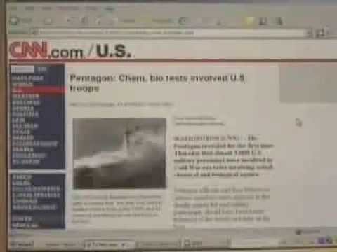 Chemtrails PROVEN!! and TESTED!! By Reporter ON NEWS