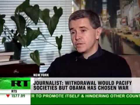 Allan Nairn: Obama Leads No War On Terror