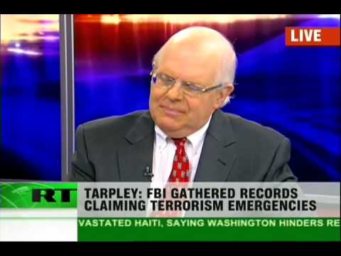 Webster Tarpley: FBI 'Violates Federal Law' With Phone Record Requests