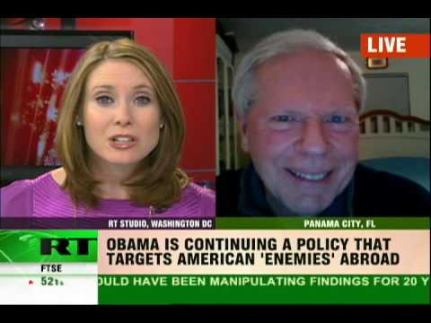 Paul Craig Roberts - Is the US government targeting its own people?