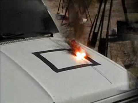 Boeing Advanced Tactical Laser In Action