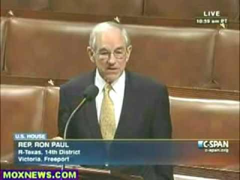 Ron Paul: They're Warmongering Like It's 2002!