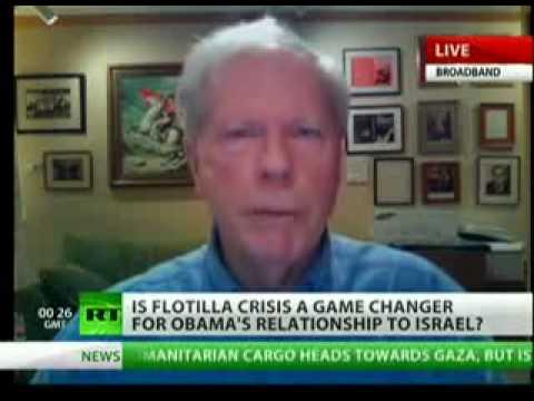 Paul C Roberts USA Traitors AIPAC, Zionist Jews,Zionist Chrisian Loyal to ISRAEL - USA Hijacked