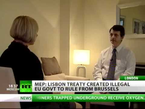 Europol more unaccountable than NKVD - EU a disaster, illegal state built on false principles