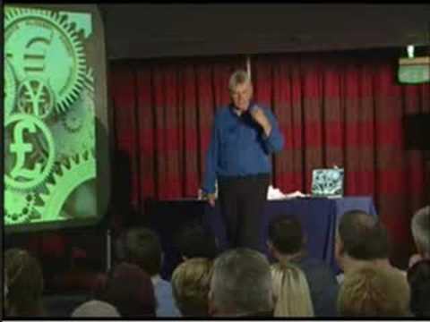 Manipulation of money - David Icke