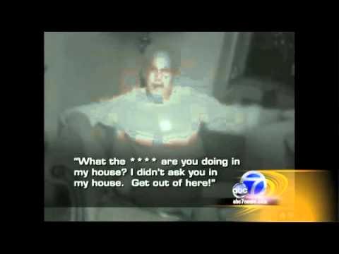 California Cops Taser Senior Citizen in His Own Home