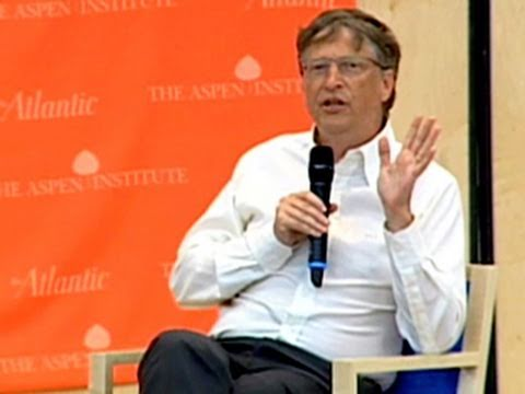 Bill Gates: End-of-Life Care vs. Saving Teachers' Jobs