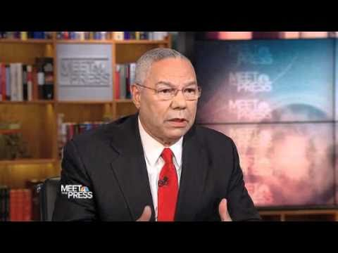 Colin Powell Talks Up the DREAM Act