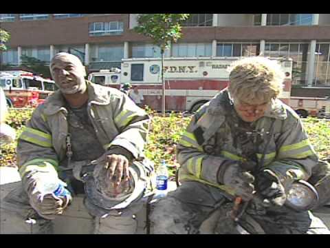 Firemen Explosion Testimony - plus Third Explosion Brought Down WTC