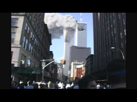 9/11 What Do You Think Set Off The Other Tower? A Bomb.