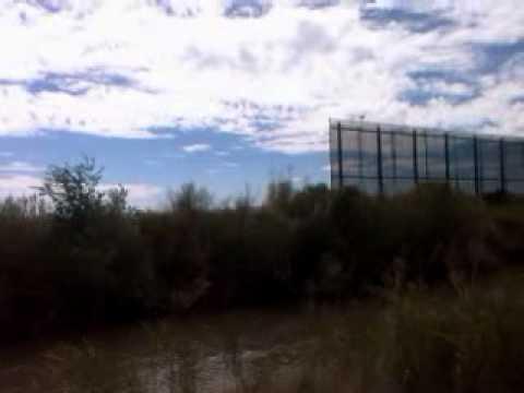 Hudspeth & El Paso County Line - 8 mile gap!