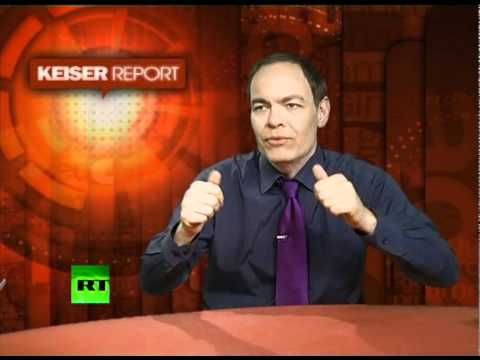 Keiser Report: Global Party for corrupt bankers
