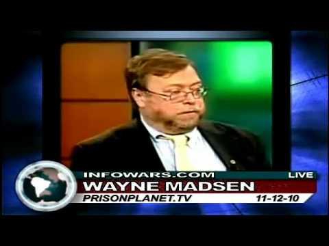 Wayne Madsen: Ballistic Missile was Fired by Chinese Submarine! - Alex Jones Tv