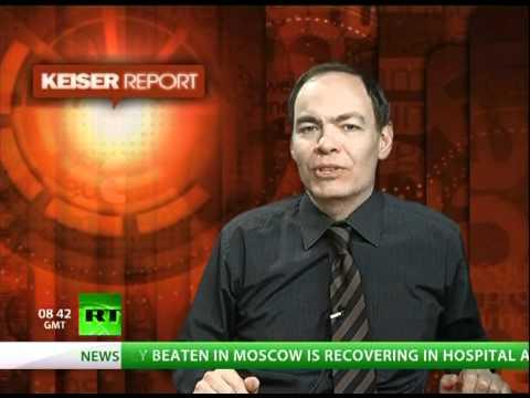 Keiser Report №93: Markets! Finance! Scandal!