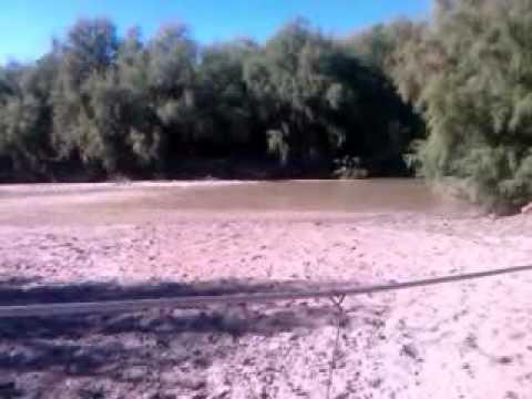 Rio Grande - Presidio County - Candelaria, Texas