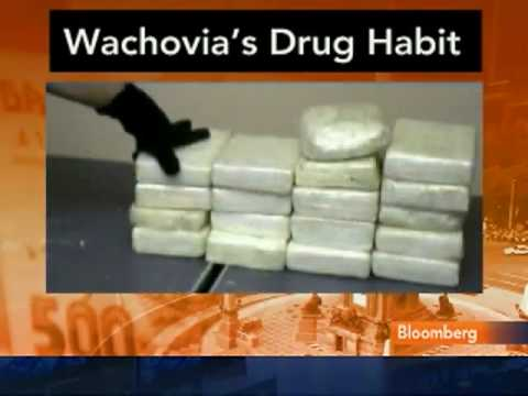 U.S. Banks Financing Mexico Drug Gangs Admitted in Wells Deal