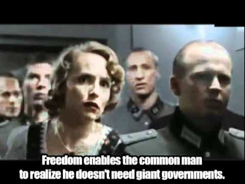 Hitler Flips Out about the Alternative Media Response to theTucson Shooting