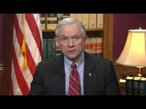 Sessions: President's Budget 'A Blueprint For Losing The Future'