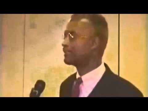 Judaic Role of the Black Slave Trade (FULL) Michael Hoffman II and Dr. Tony Martin