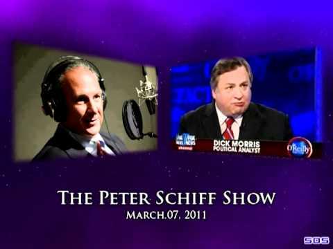 "Dick Morris Calls Ron Paul ""Horrific"", Hangs Up On Peter Schiff"
