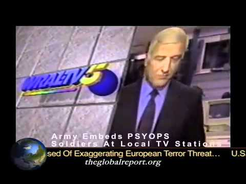 Army embeds PSYOPS soldiers at local TV stations
