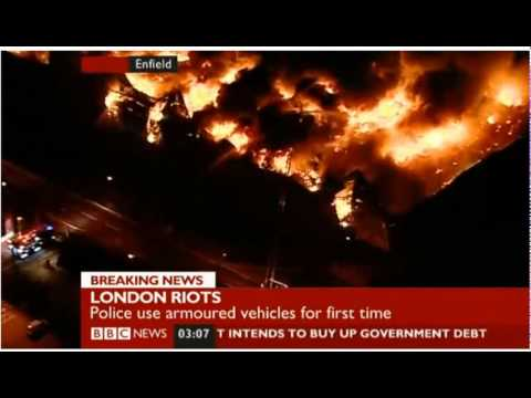 This is London Now 09/08/11