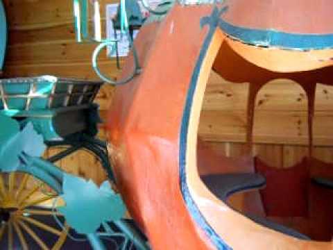 1957-1979 Pumpkin Stagecoach