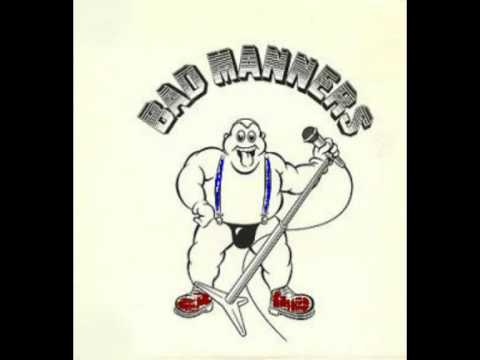 Bad Manners - Midnight Rider