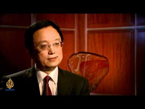 Talk to Al Jazeera - Guan Jianzhong: Downgrading the US