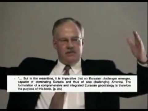Mike Rupert, Zbigniew Brzezinski, The Grand Chessboard (1/2) (NWO SERIES/ The Global Strategists)