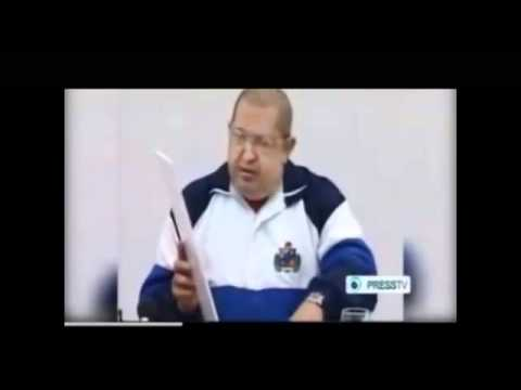 "President Hugo Chavez speaks on Obama - ""You are a shame to black people"""