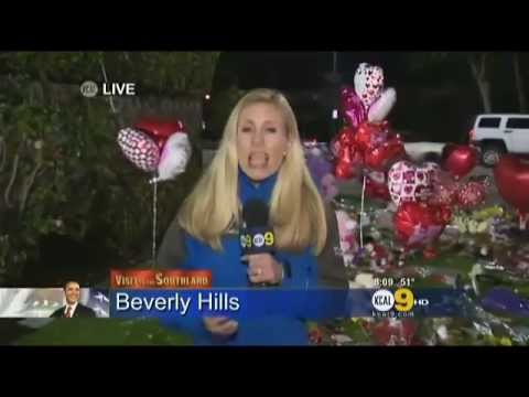 STRAIGHT TO THE POINT: Why Obama was in the Beverly Hilton, the same week that Whitney Houston died?