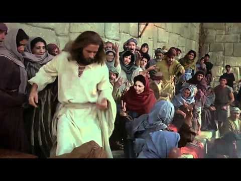 Jesus Drives Out Money-Changers from the Temple
