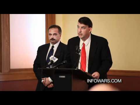 Sheriff Arpaio: Obama's Records Are Missing + Mike Zullo, Jerome Corsi Full Interviews.