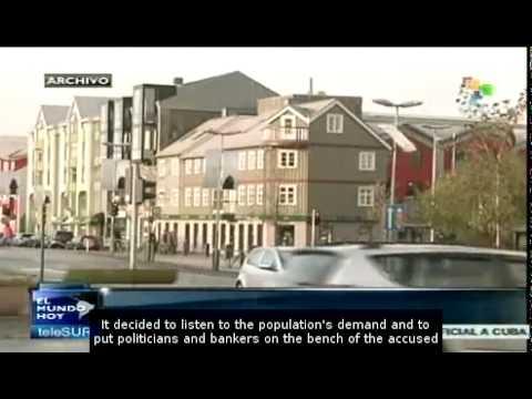 Iceland forgives mortgage debt of its population